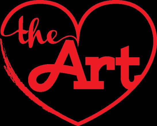 Heart the Art Logo