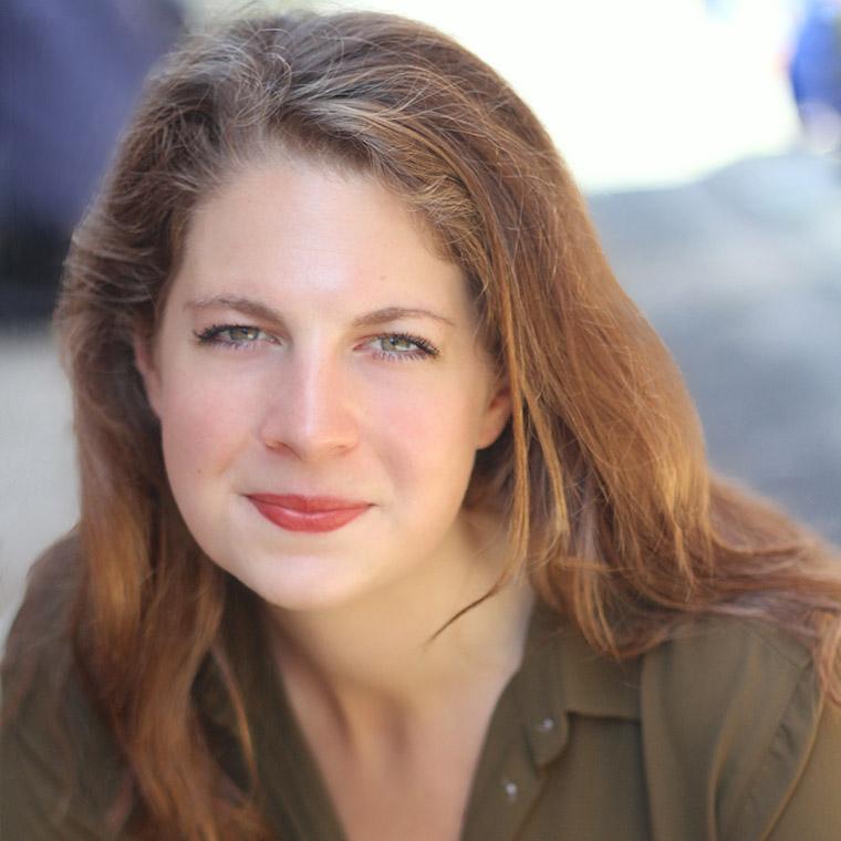 Nell Bang-Jensen's Headshot